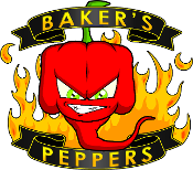 Baker's Burnin' Bundle O' Seeds - New 2017