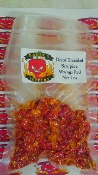 Dried Trinidad Scorpion Moruga Red - 1oz Pack